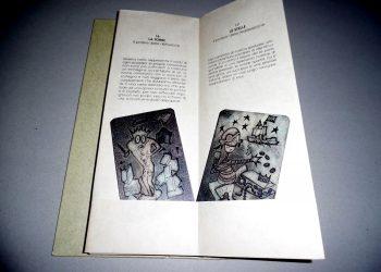 libro artista gioco dei tarocchi