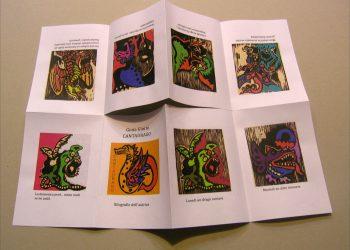 libri artista per bambini canta drago